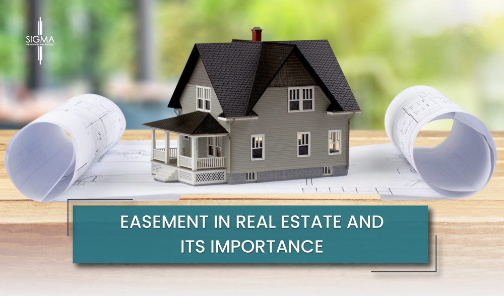 Easement in real estate and its importance