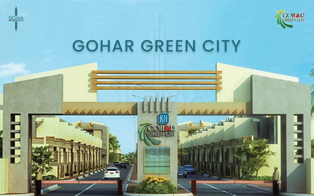 Gohar Green City Karachi