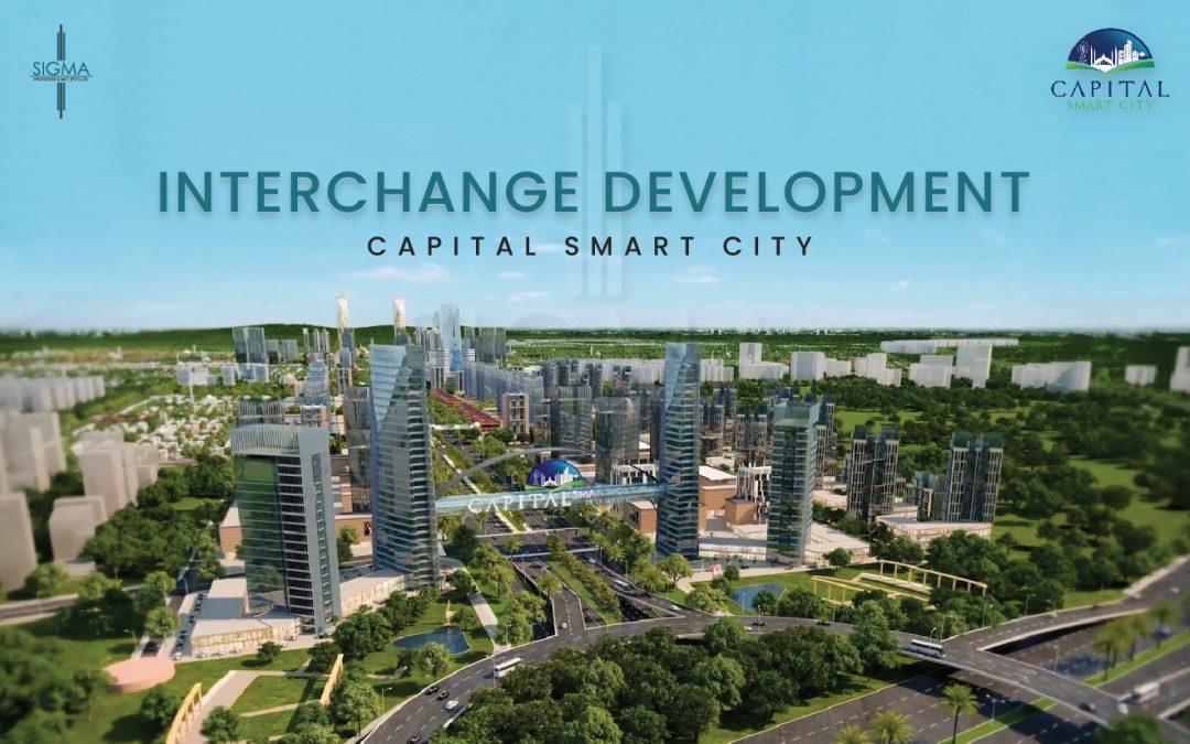 Capital Smart City interchange updates