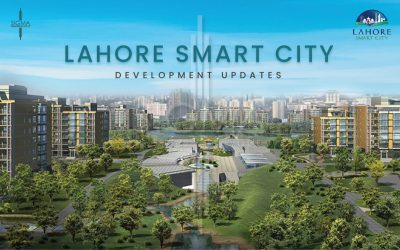 Lahore Smart City Development Updates 2021