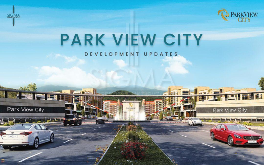 Park view city development updates