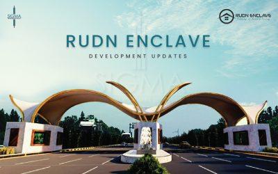 Rudn Enclave Development Updates 2021