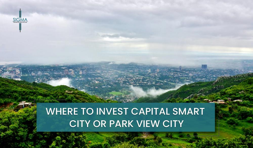Where to Invest Capital Smart City or Park View City