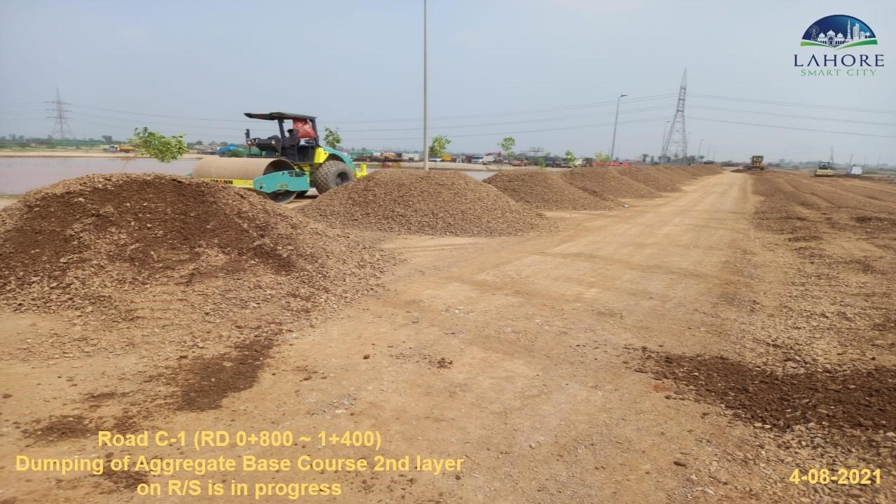 Lahore smart city development updates