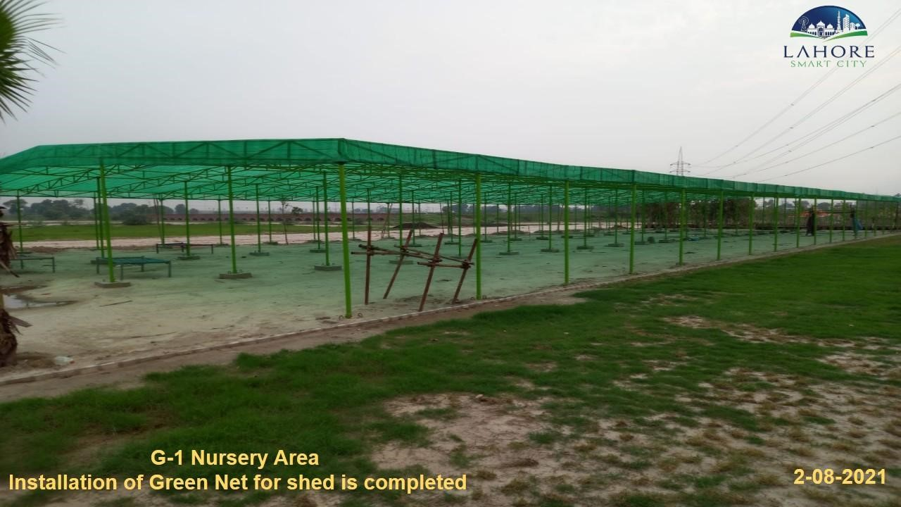Lahore smart city Nursery Area