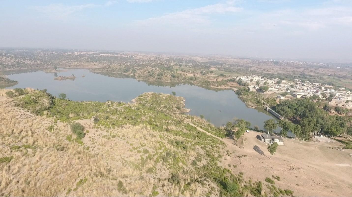 Kalasa Dam rudn enclave