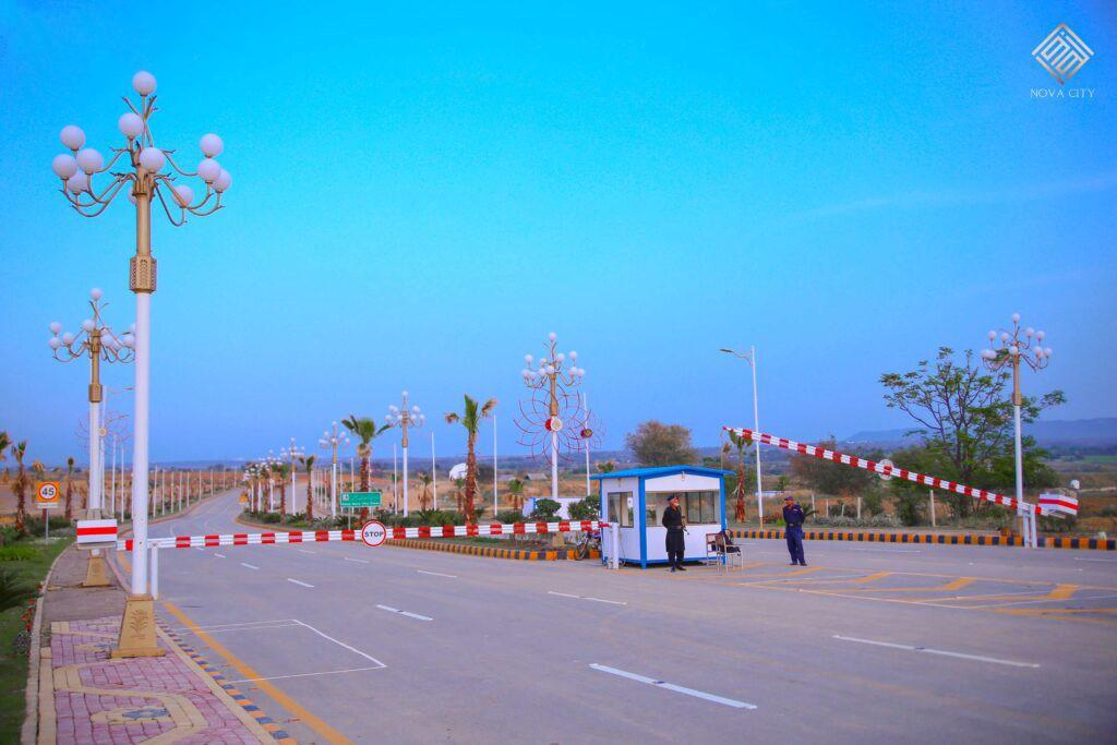 Nova city Main Boulevard