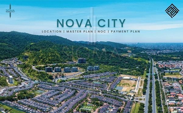 Nova City Islamabad Location, NOC, Master Plan, and Pricing